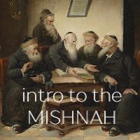 Intro to the Mishnah (Lex Rofes) : Podcast Class Bundle ~ $9.00
